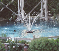 Kasco 3400HJF 3/4HP Floating, Decorative Fountain
