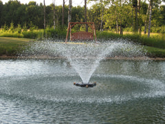 Kasco 3400VFX 3/4 HP Floating Aerating Fountain