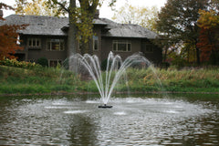 kasco 4400JF 1HP Floating Decorative Fountains
