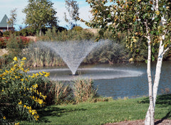 Kasco 4400HVFX 1 HP Floating, Aerating Fountains