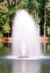 Kasco 8400JF 2 HP Floating Decorative Fountain