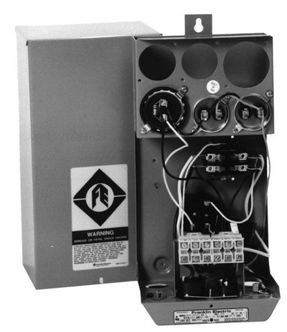 3 HP Control Panel for 3 HP Fountain Pump