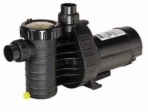 Great Value External Pump 1 HP - Self Priming