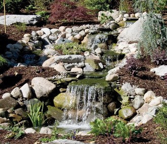 "Pro-Series Just-A-Falls Kit - 50"" spillway (18' Stream)"