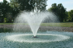 1/2 HP Kasco Xstream 2400SF Fountain