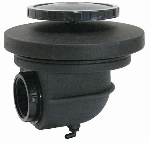"Pro-Series 4"" Heavy Duty Bottom Drain w/ Air Diffuser"