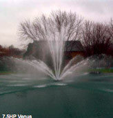 10 HP Otterbine Large Lake Fountains