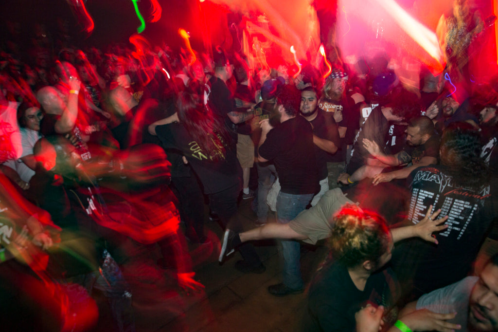 Hatebreed at the EchoPlex, Los Angeles