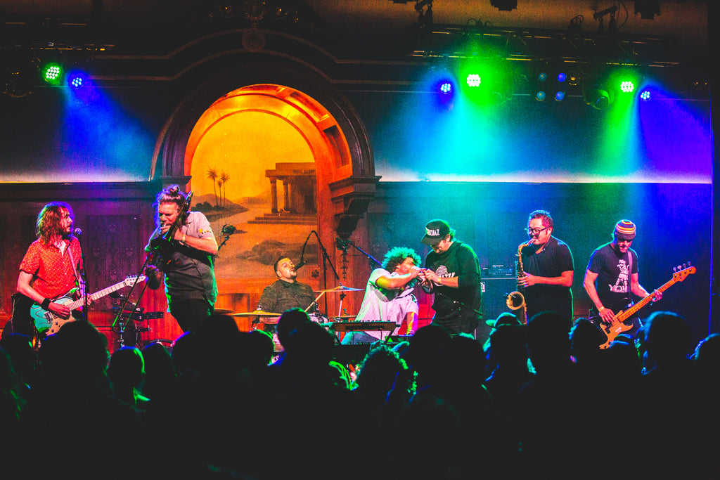 Andy Frasco & the U N  at the Lodge Room | Los Angeles
