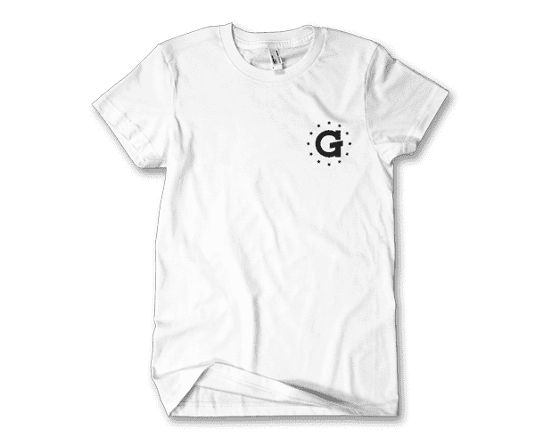 G Pen Stars Tee (White) (S) <p> </p> <p>* THIS ITEM SHIPS SEPARATELY FROM OTHER PRODUCTS *</p>