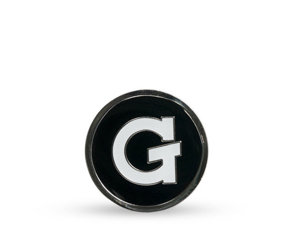 Circle G Enamel Pin - Grenco Science