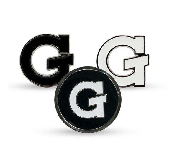 G Enamel Pins, 3-Pack - Grenco Science