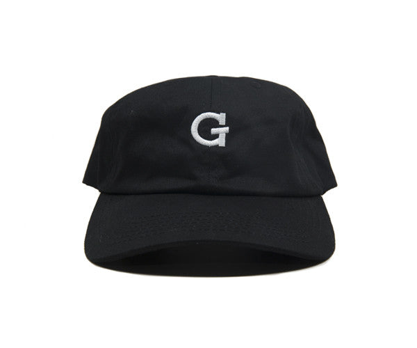 G Dad Hat - Black G Dad Hat, available in Black with white G logo. <p> </p>