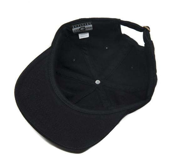G Washed Canvas Cap - Black