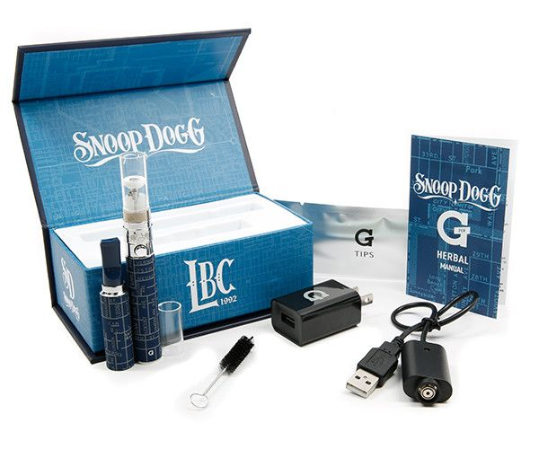 Snoop Dogg | G Pen Ground Material™ - Grenco Science
