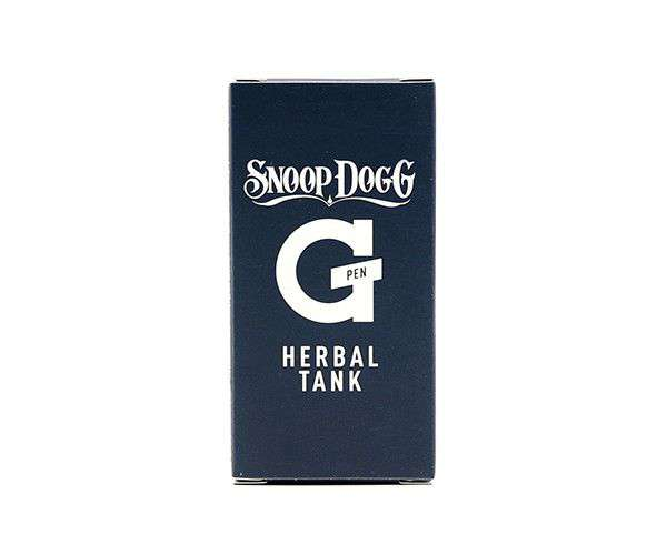 Snoop Dogg | G Pen Ground Material Tank™ - Grenco Science