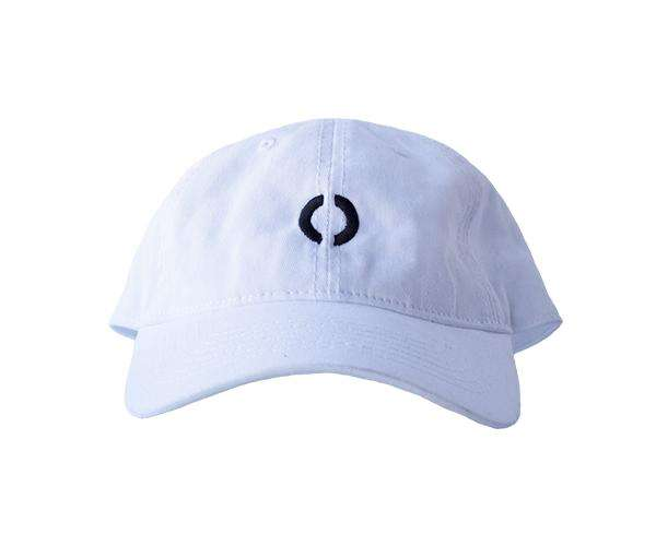 Connect Dad Hat - White - Grenco Science product image 1
