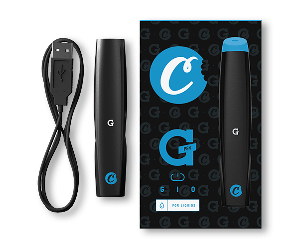 Cookies x G Pen Gio Battery, Black