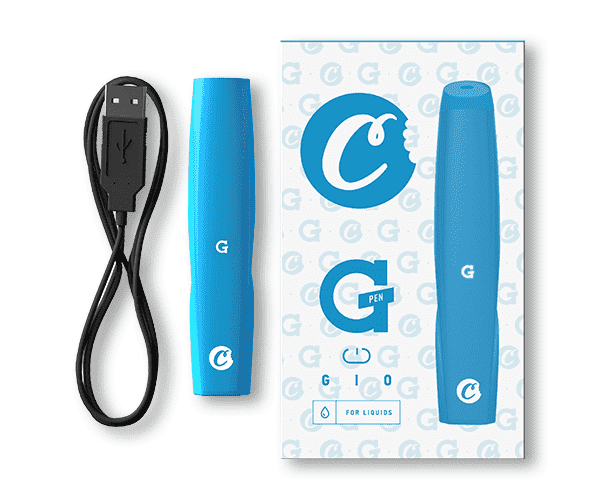 Cookies x G Pen Gio Battery, Blue
