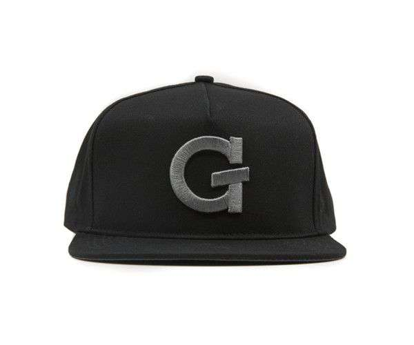 G Snapback - Black/Grey - Grenco Science