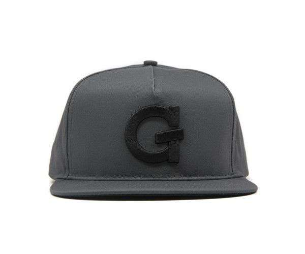 G Snapback - Grey/Black - Grenco Science