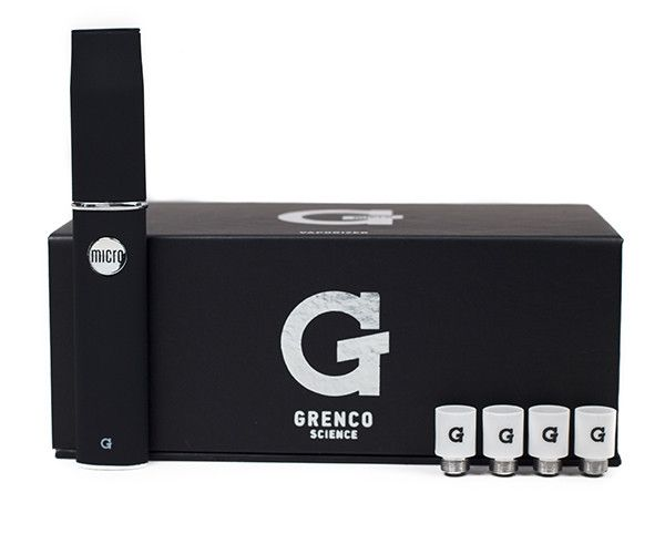 microG Vaporizer™ - Grenco Science