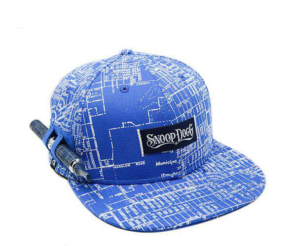 Snoop Dogg | Official x G Snapback™ - Grenco Science