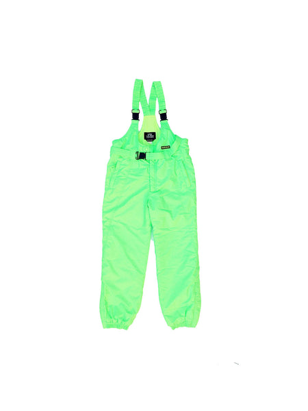 SOLD - 90s Neon Unisex Snowpants - Small