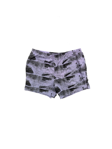 Rad 80s Allover Print Surfer Shorts – 34 to 40