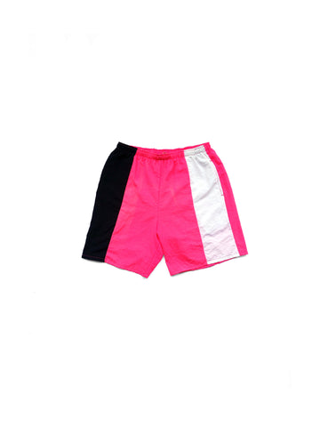 Fully 80s Neon Surf King Majestic Board Shorts - 30 to 36