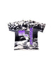 1991 Colorado Rockies Allover Print Baseball T-Shirt - XL