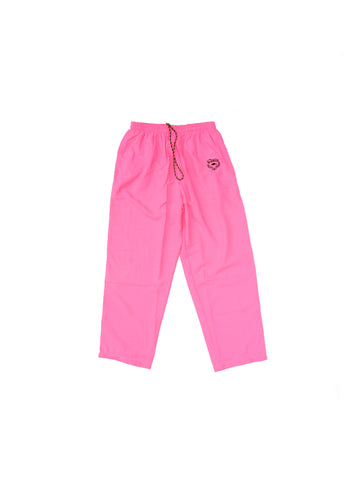 SOLD - Wicked 90s Neon Roots Athletic Hammer Pants - 28 to 32
