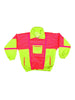 SOLD - Extreme 1990 Sun Ice Double Enclosure All-Neon Ski Jacket - L