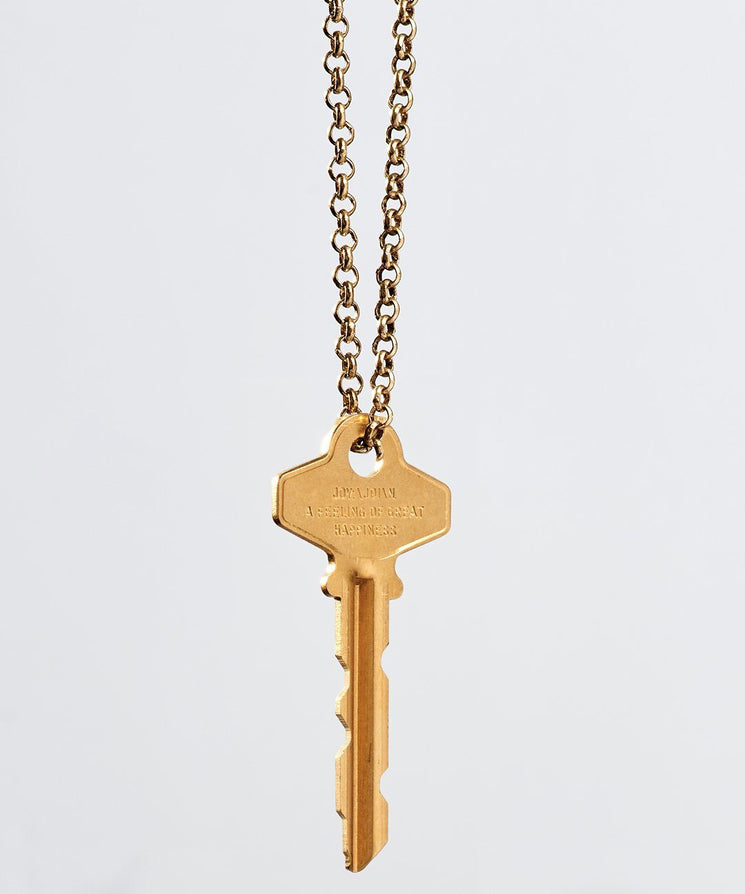 Definition Classic Necklace Necklaces The Giving Keys JOY Gold