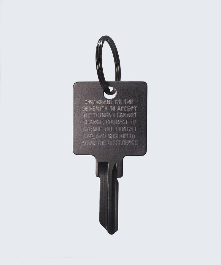 Serenity Prayer Keychain Key Chain The Giving Keys