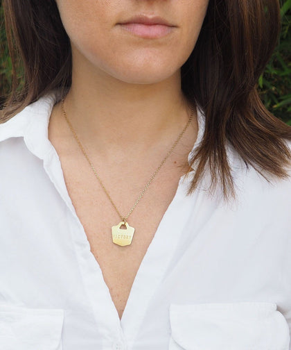 Betty Pendant Necklace Necklaces The Giving Keys | Lifestyle