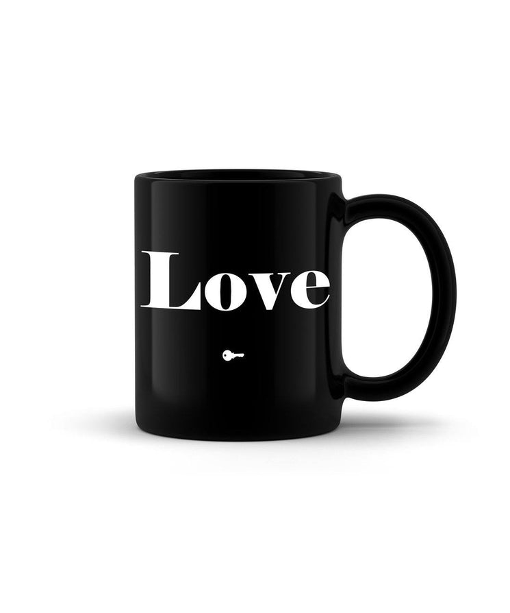 LOVE Coffee Mug The Giving Keys LOVE