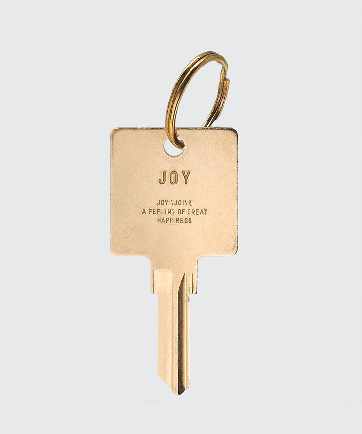 Definition Keychain Key Chain The Giving Keys JOY GOLD