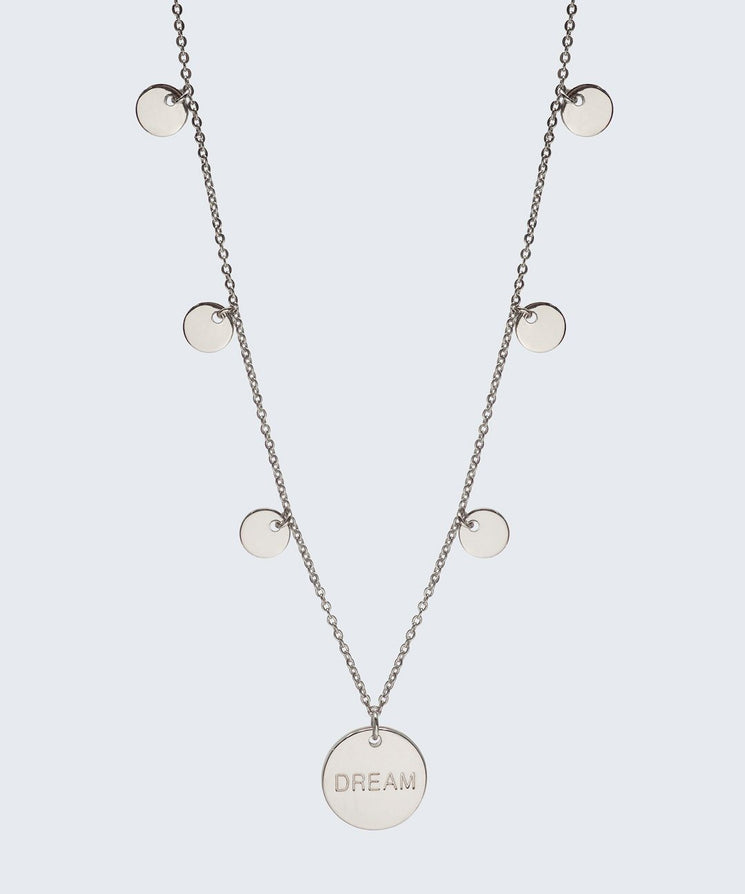 Alora Disc Necklace