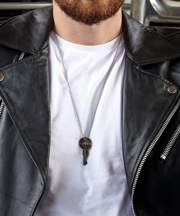 Vintage Classic Key Necklace Necklaces The Giving Keys | Lifestyle