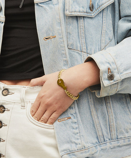 Rebel Never-Ending Key Bracelet Bracelets The Giving Keys | Lifestyle