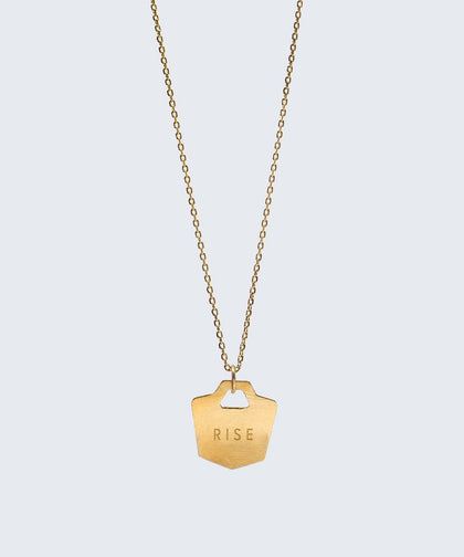 Betty Pendant Necklace Necklaces The Giving Keys RISE Gold