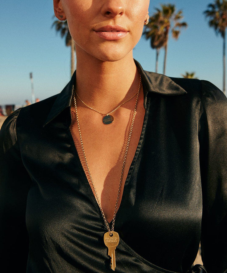 Definition Classic Necklace Necklaces The Giving Keys | Lifestyle