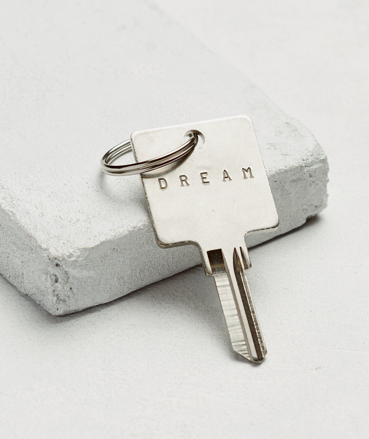 Original Keychain Key Chain The Giving Keys DREAM SILVER