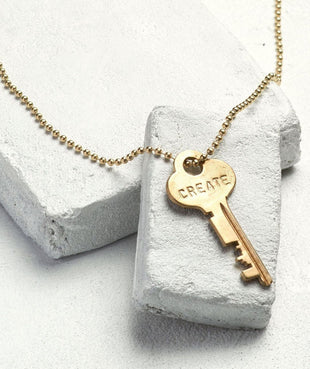 Image result for giving keys necklace