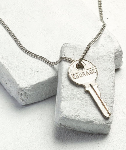 Classic Key Necklace Necklaces The Giving Keys