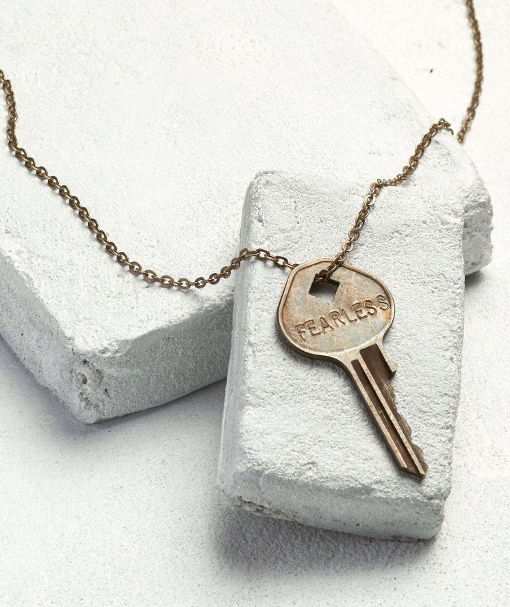 Classic Key Necklace