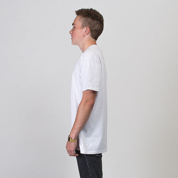 Play Fair Short Sleeve T-shirt - White/Black