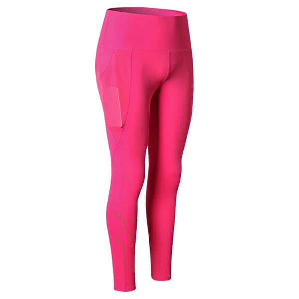 COMING SOON - Just Jewel ~ Hot Pink Workout Tights