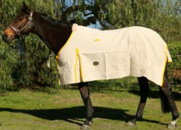 SHOWCRAFT GOLD WATERPROOF MID SEASON RUG